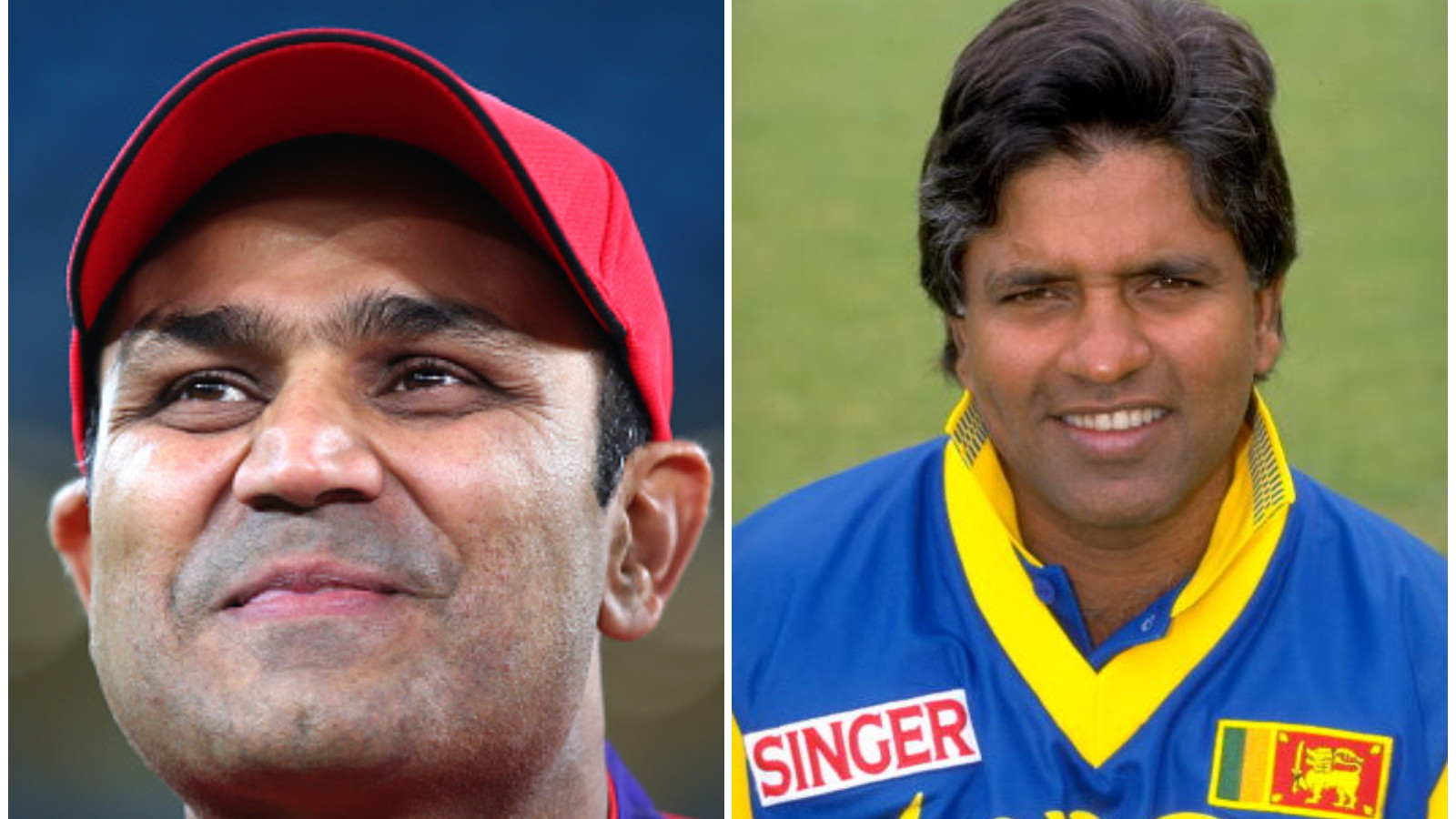 SL v IND 2021: Virender Sehwag calls Ranatunga rude as the latter termed Team India 'second-string'
