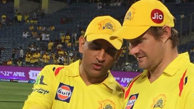 IPL 2018 : फाइनल मुकाबले में शेन वॉटसन के शानदार प्रदर्शन के पीछे कप्तान एमएस धोनी का था हाथ
