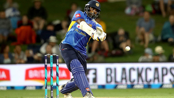Sri Lankan all-rounder Thisara Perera bids adieu to international cricket