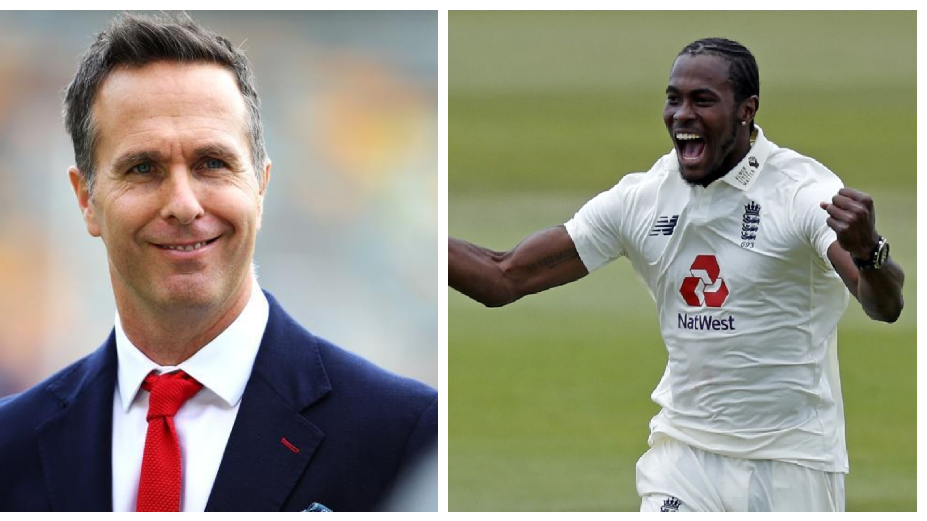 ENG v WI 2020: Jofra Archer finds support from Vaughan after facing criticism in first Test