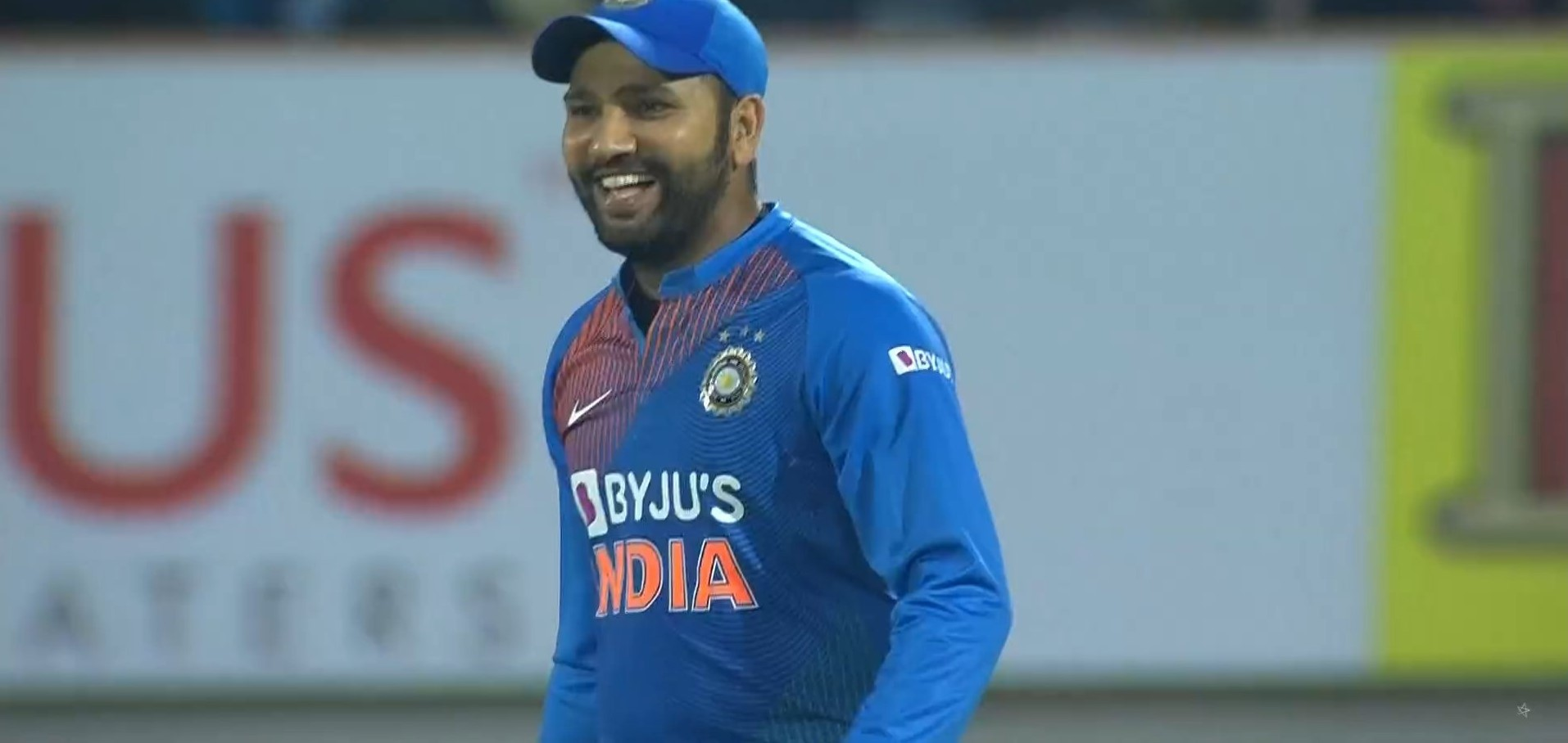 Rohit Sharma | Screengrab