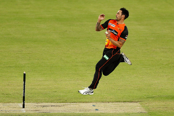 Mitchell Johnson | Getty Images