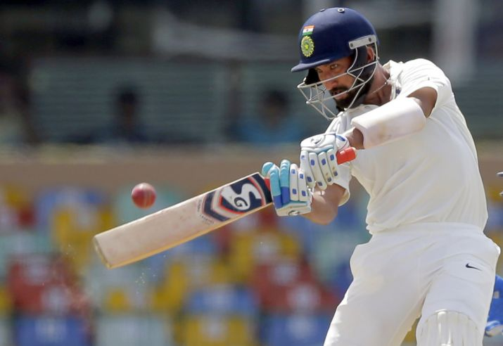 Cheteshwar Pujara averages 166.67 in Test cricket at Hyderabad (photo - AP)
