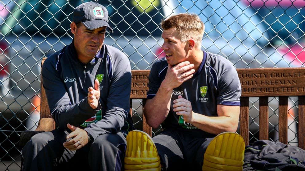 Pakistan coach Mickey Arthur sympathize with Steve Smith after CA statement