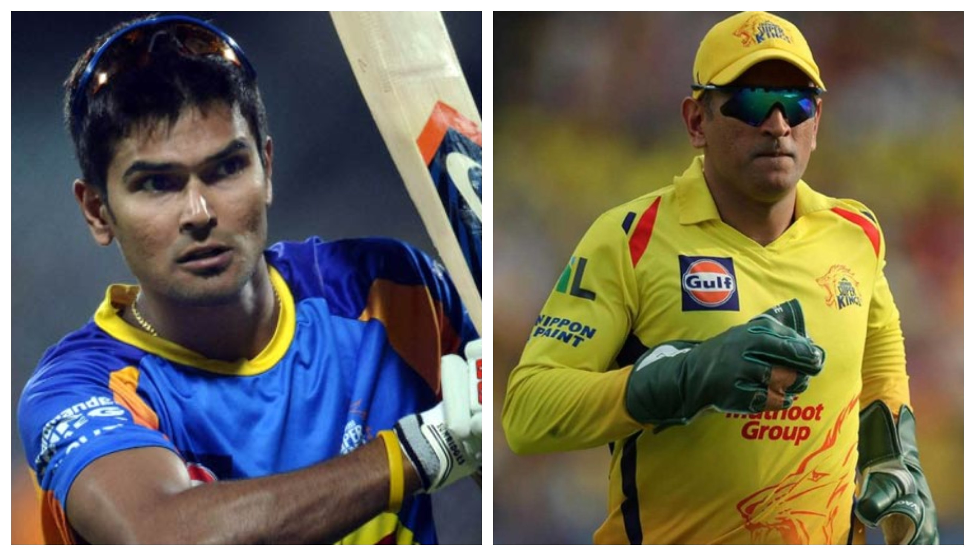 S Badrinath in awe of MS Dhoni's mental toughness; advises youngsters to take cue