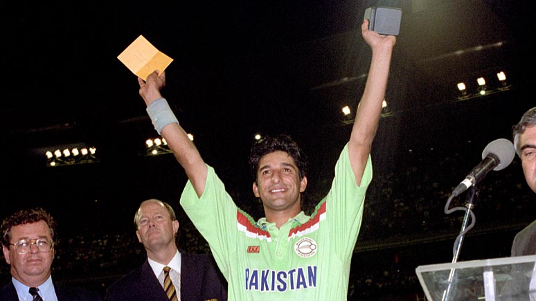 Wasim Akram- International Cricket Career in Numbers