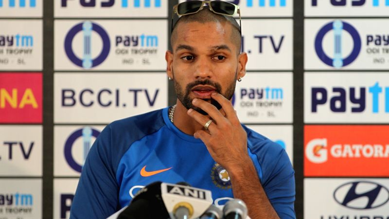 Nidahas Tri-series 2018: Kusal Perera's assault in the powerplay made the difference, reckons Shikhar Dhawan