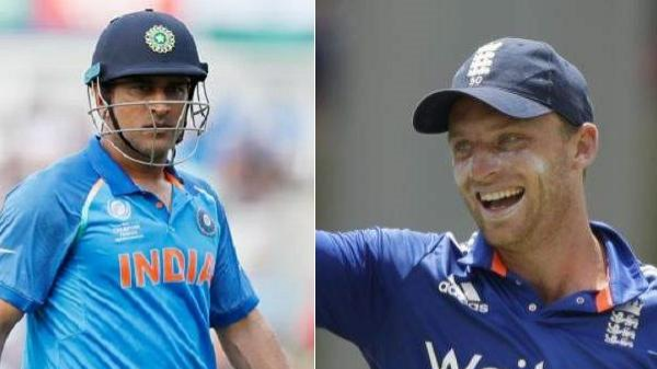ENG v IND 2018: Jos Buttler reveals what he likes about his idol MS Dhoni the most
