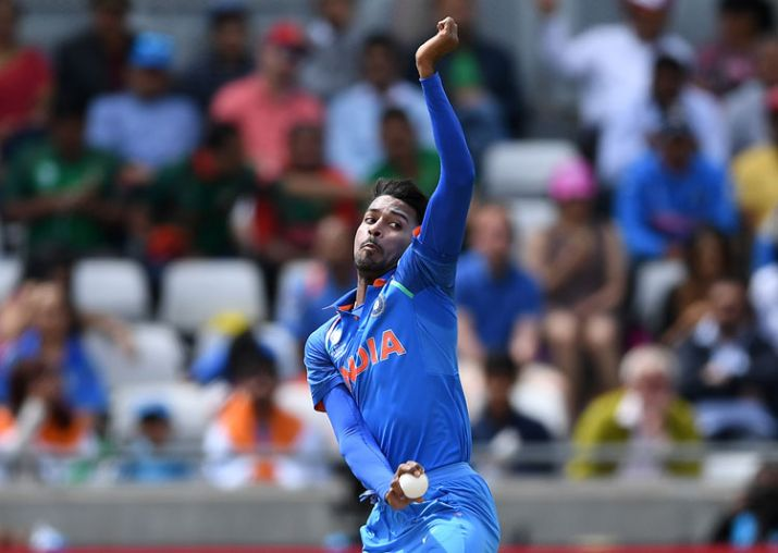 Hardik Pandya will be available for selection for the third ODI on Jan 28 | Getty