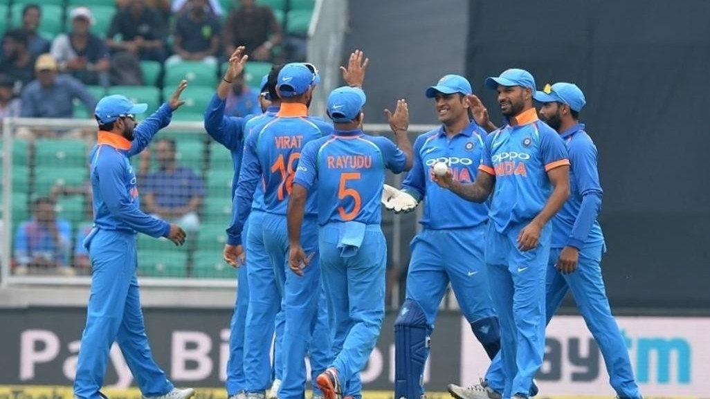 IND v WI 2018: 5th ODI – Windies crushed by 9 wickets thanks to Jadeja-Rohit combo as India win series by 3-1