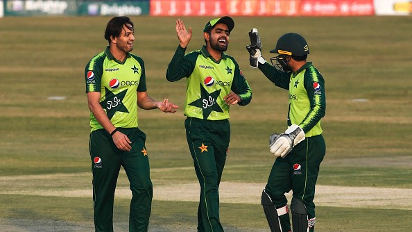 NZ v PAK 2020-21: Pakistan confirm 35-member touring party for New Zealand
