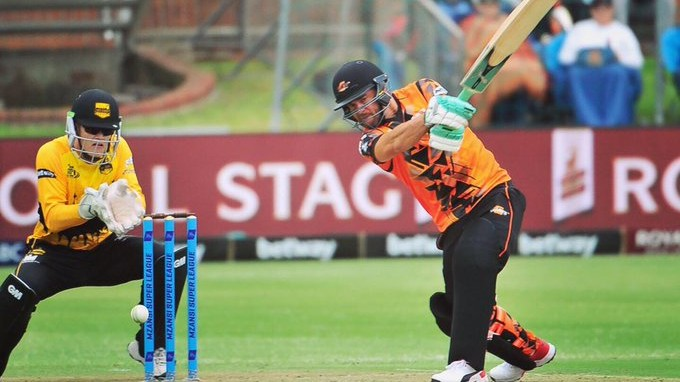 MSL 2019: Nelson Mandela Bay Giants beat Jozi Stars by 24 runs in their opening game