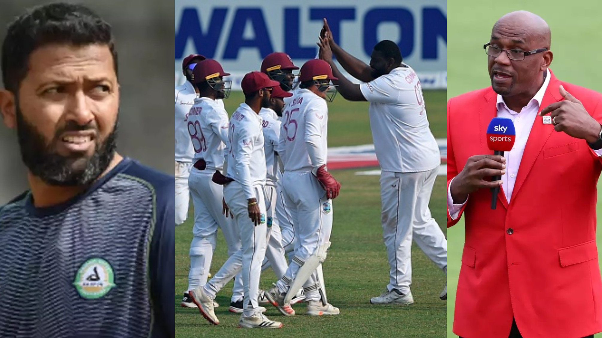 BAN v WI 2021: Cricket fraternity lauds West Indies' 17-run win over Bangladesh in second Test, wins series 2-0