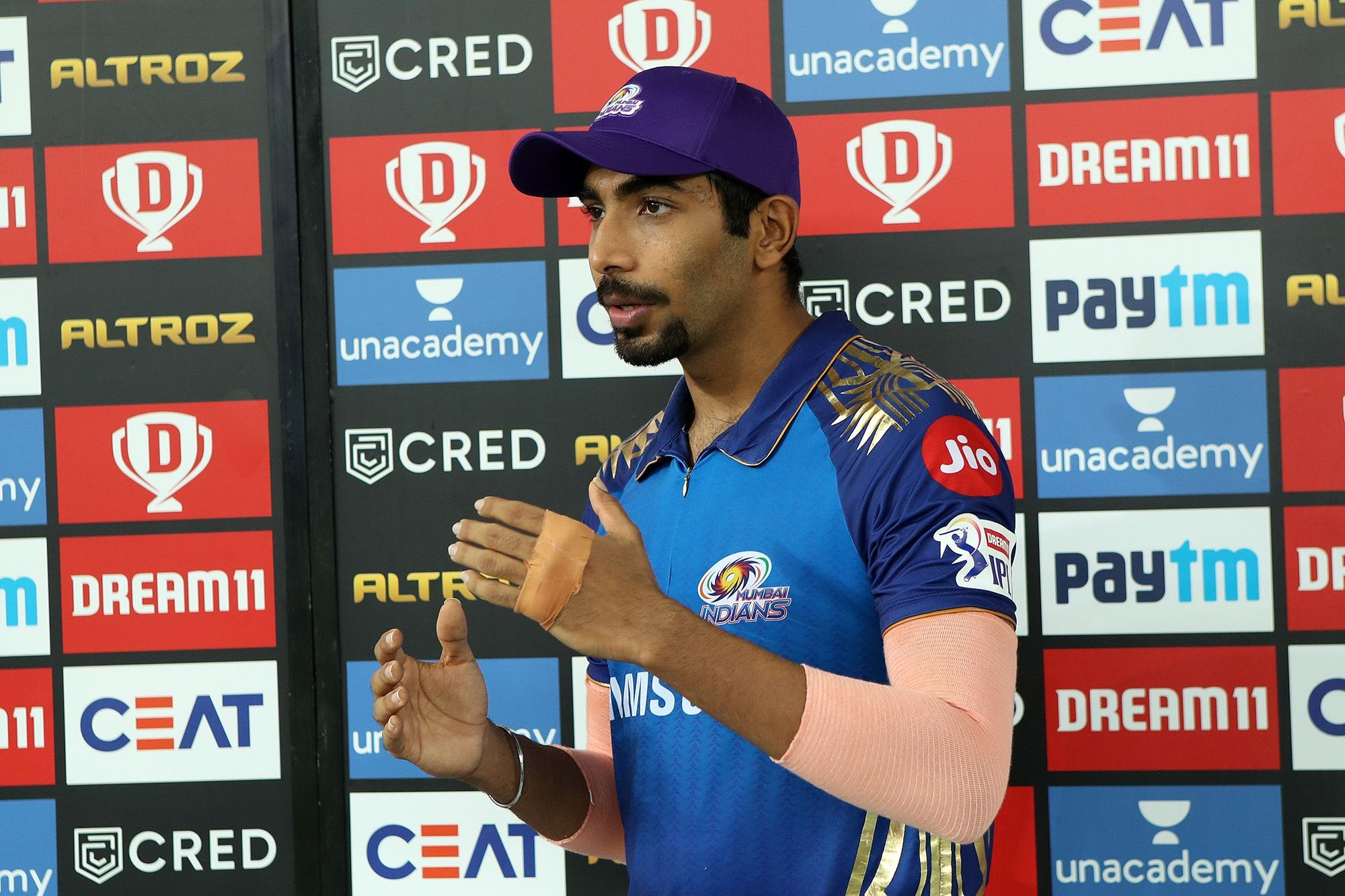 Jasprit Bumrah now has the purple cap for most wickets in IPL 2020 | BCCI/IPL