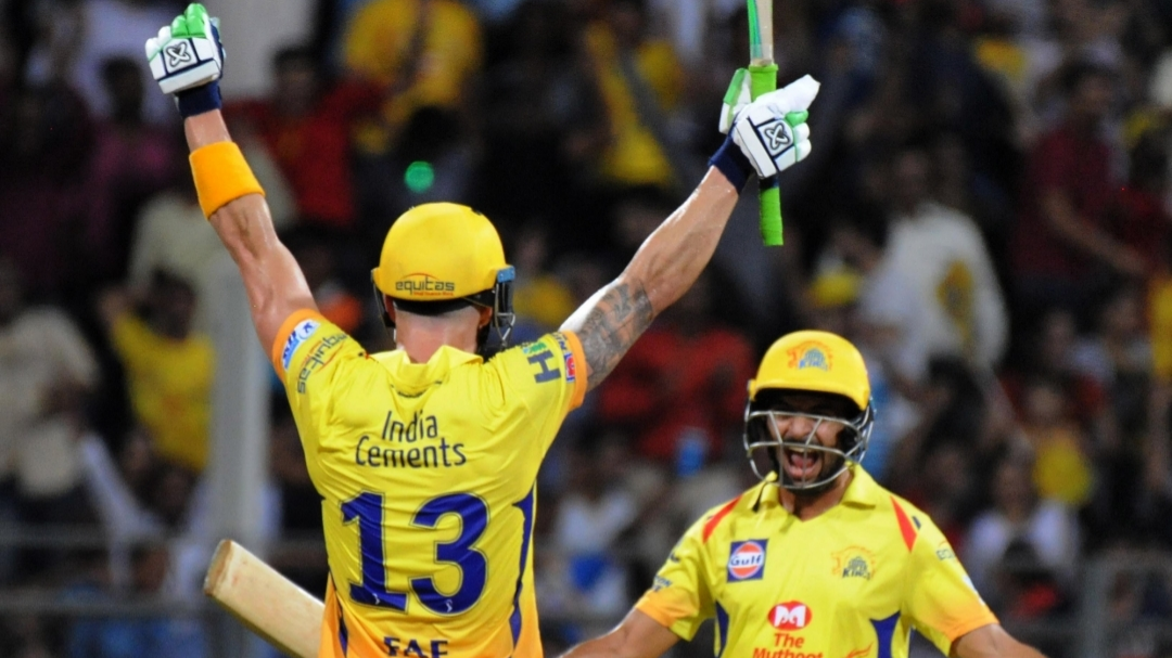 IPL 2018 : Qualifier 1, SRH vs CSK - Statistical Highlights