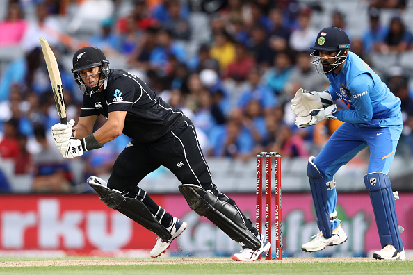 Shardul Thakur feels it is important for India to dismiss Ross Taylor early in the innings   Getty