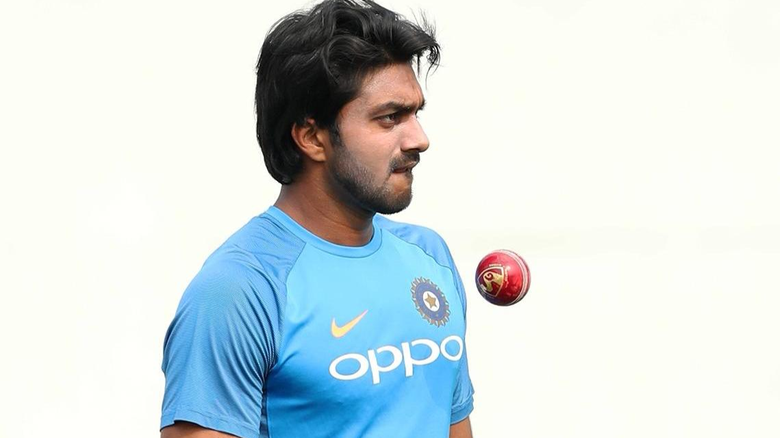 Vijay Shankar under no pressure to fill in the shoes of Hardik Pandya