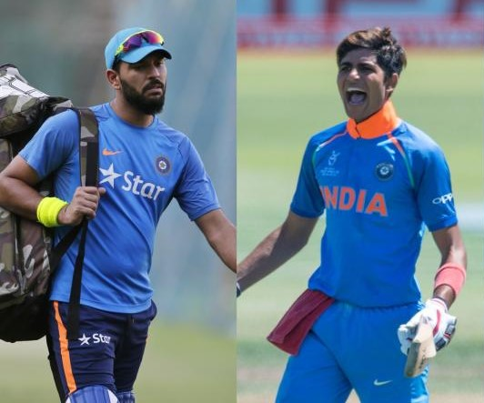 Shubman Gill credits Yuvraj Singh for his stellar show in U-19 World Cup