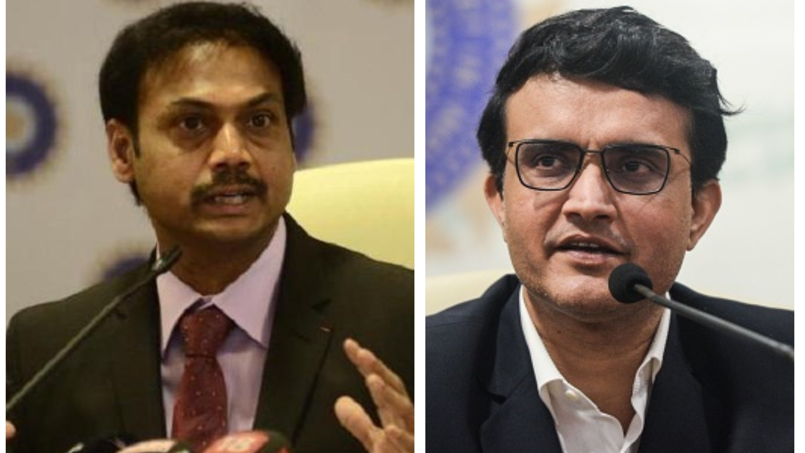 MSK Prasad-led selection panel's tenure comes to the end, confirms BCCI chief Ganguly