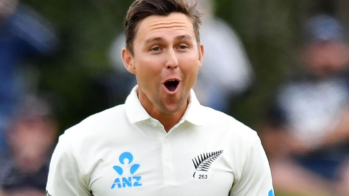 Unwell Trent Boult skips New Zealand's training camp at Bay Oval