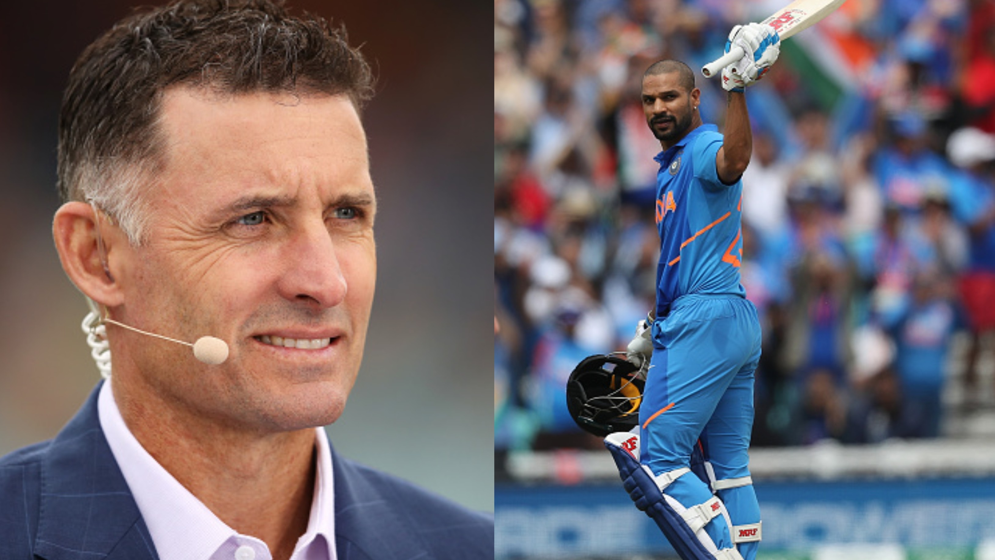 CWC 2019: Shikhar Dhawan's loss will not derail India's World Cup campaign, feels Michael Hussey