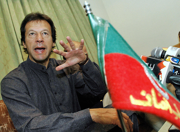 Imran Khan set to become Pakistan's Prime Minister | Getty Images