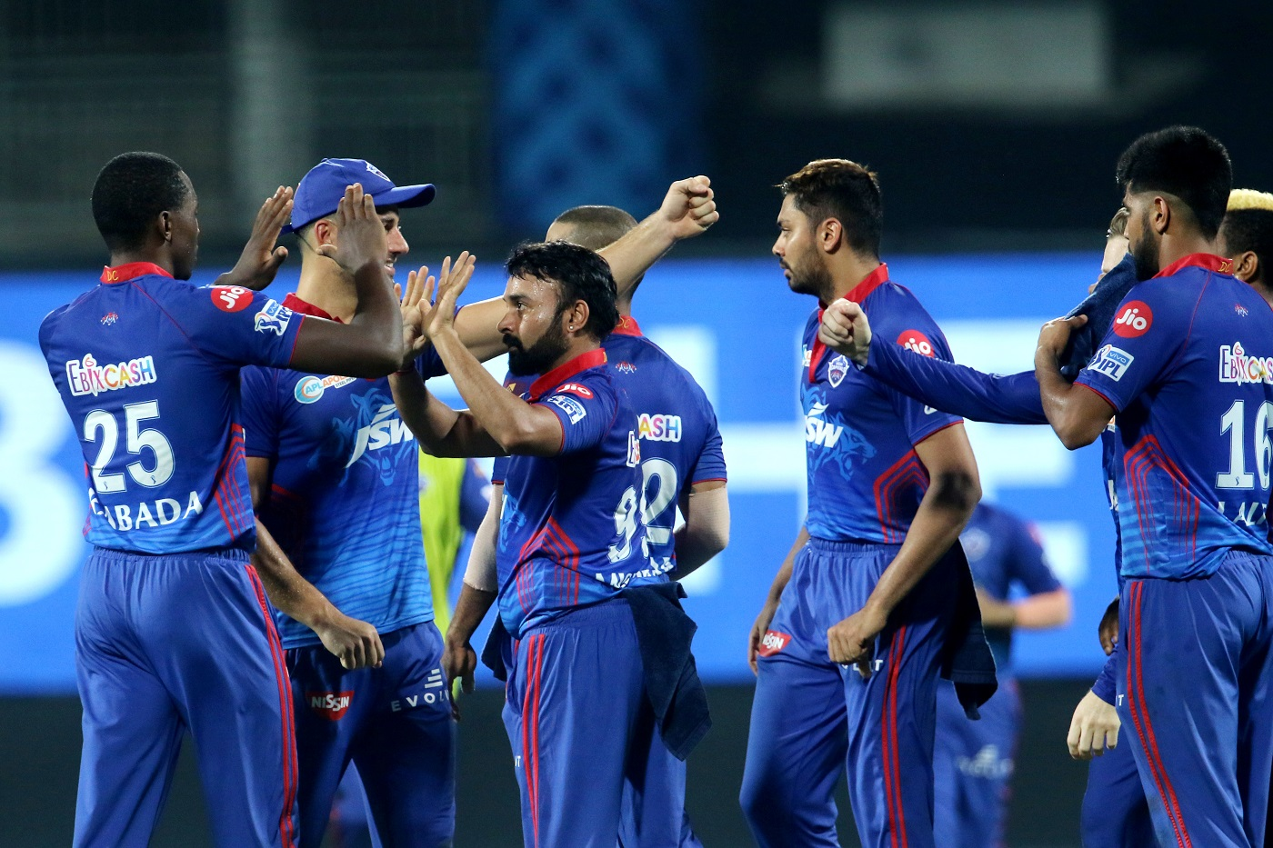Delhi Capitals have adjusted well to the Chennai pitch | IPL-BCCI