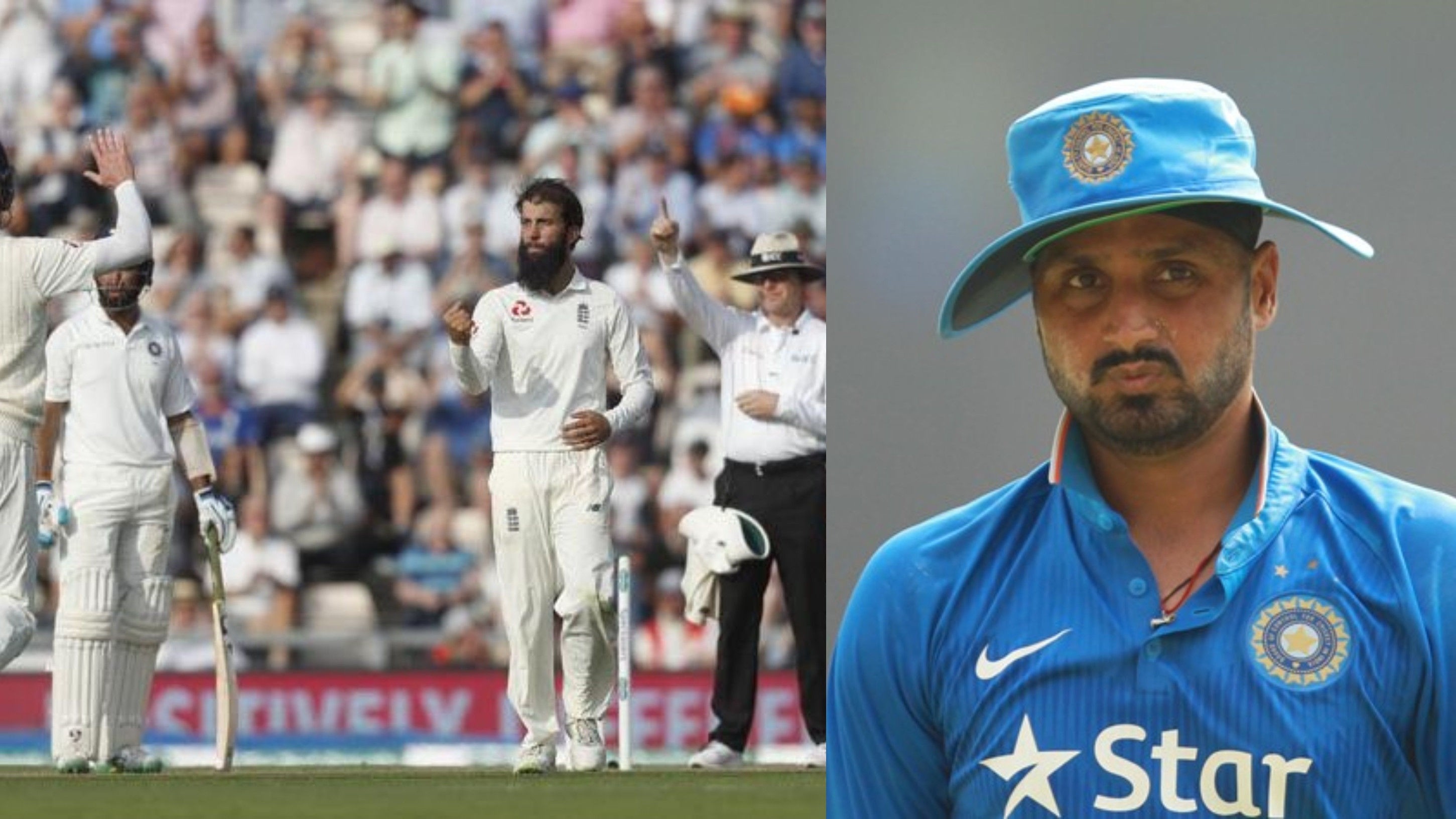 ENG v IND 2018: Harbhajan Singh disappointed with India's wobble against Moeen Ali