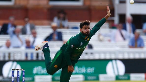 Surrey sign Pakistan's Shadab Khan for Vitality T20 Blast 2020