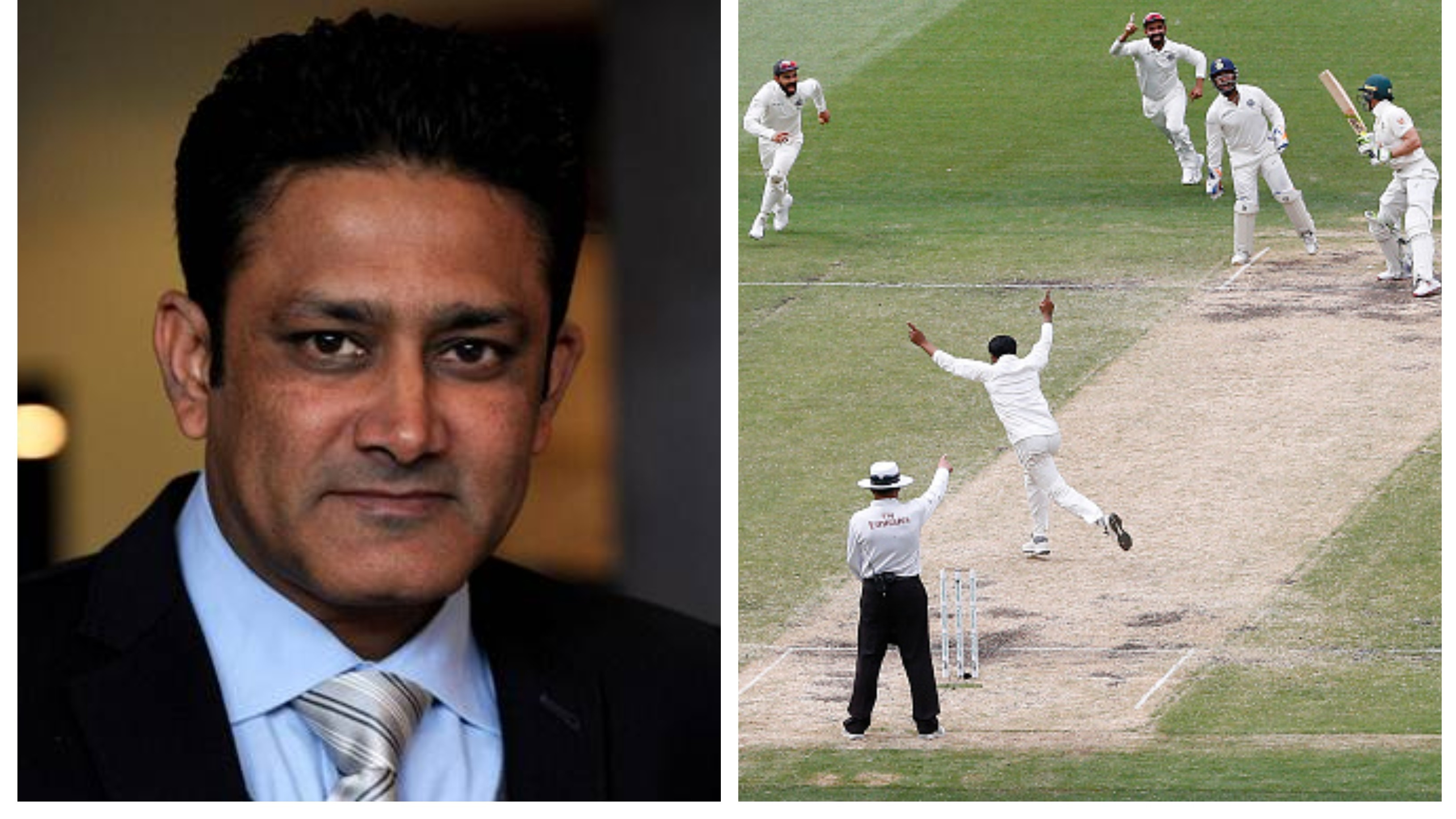 Kumble takes stand against proposal to mandate four-day Test cricket
