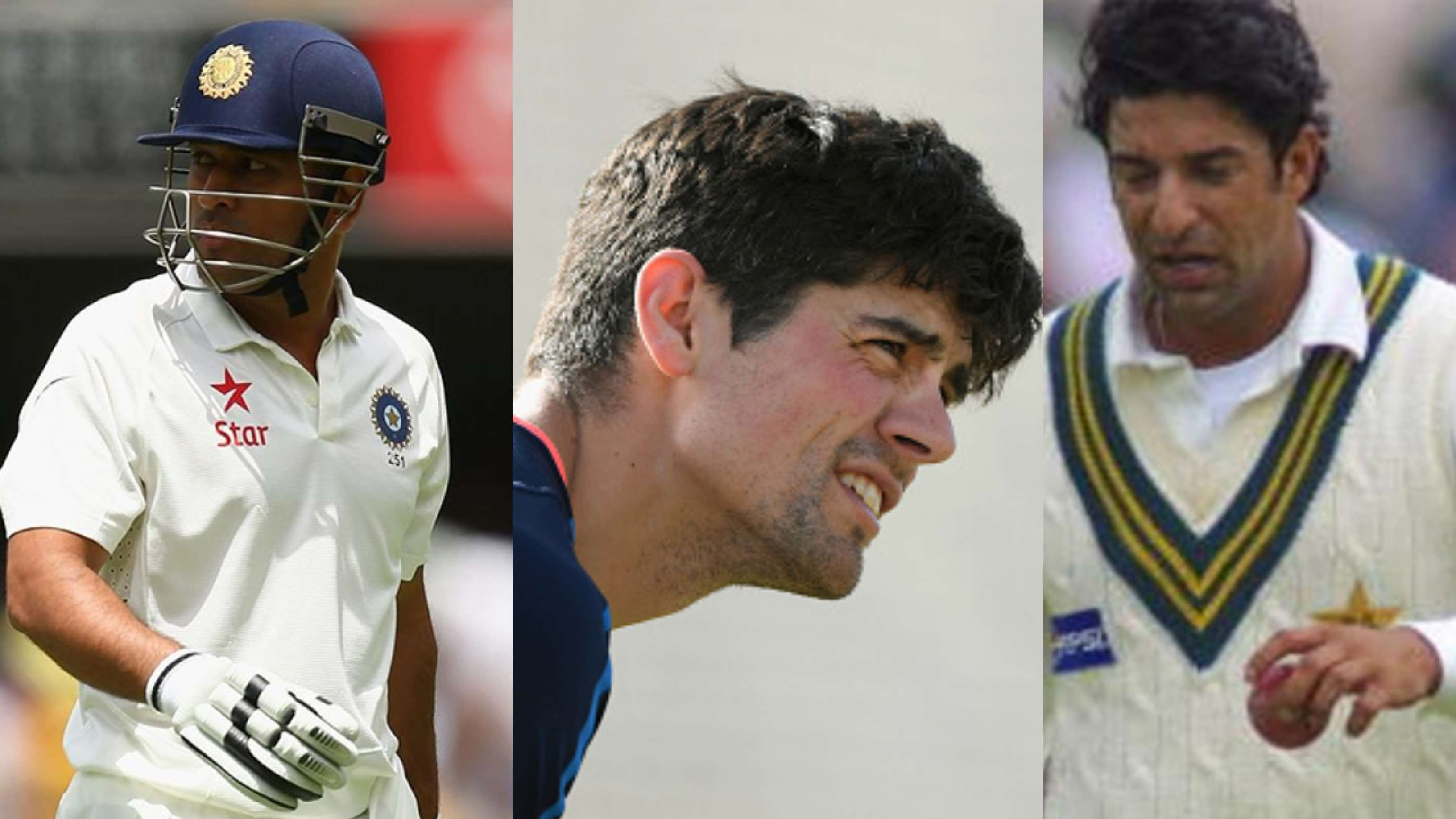 No Indian or Pakistani cricketer in Alastair Cook's all-time XI