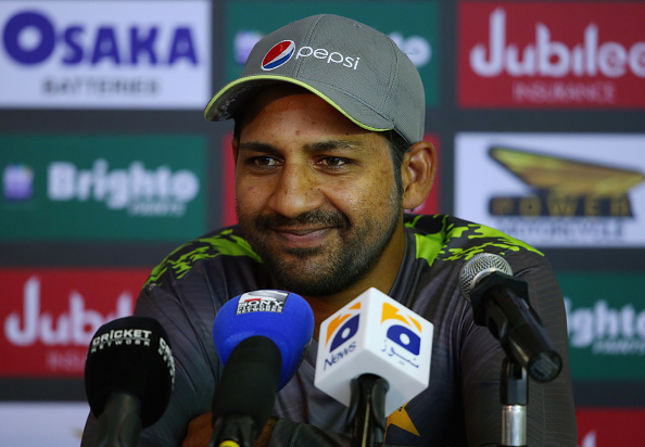 Pakistan skipper Sarfraz Ahmed is quite satisfied with his team's performance | Getty
