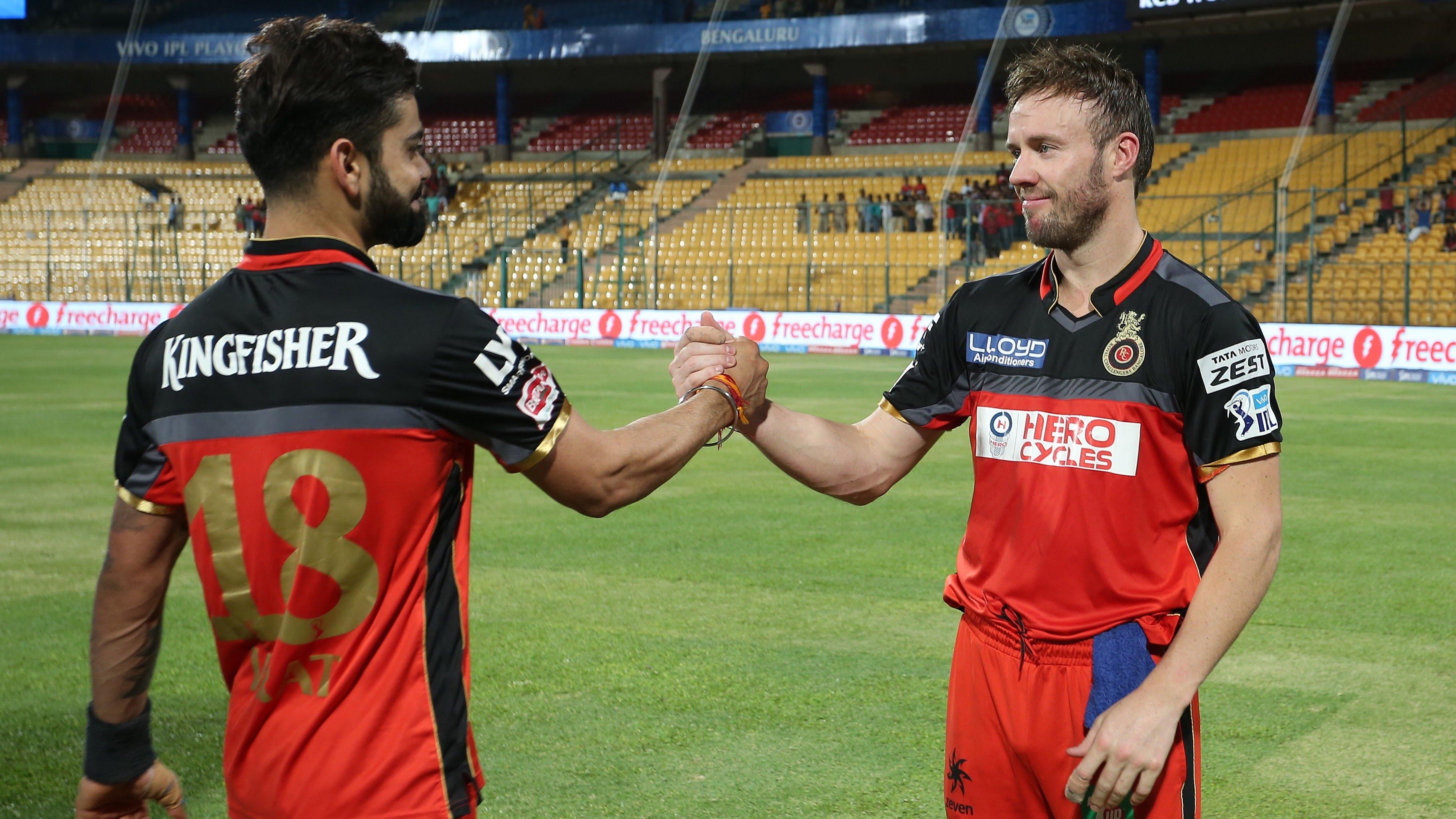 IPL 2018: AB de Villiers hails Virat Kohli as the best player in the world