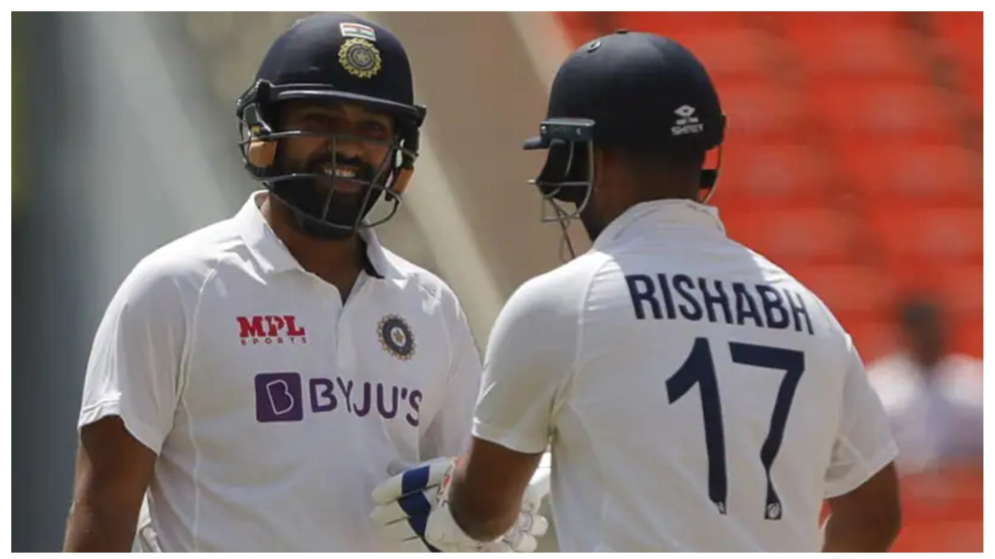 Rishabh Pant, Rohit Sharma climb up to reach joint-sixth position in updated ICC Test batting rankings