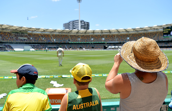 Gabba is due to host the fourth Test   Getty