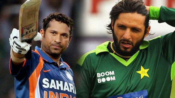 Sachin Tendulkar blasts Shahid Afridi for his controversial remark on 'Kashmir'