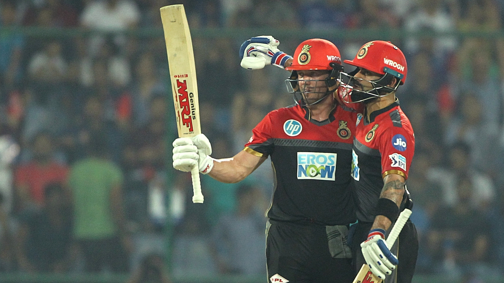 IPL 2018: Virat Kohli shares a special message for AB de Villiers after crucial win over Delhi Daredevils