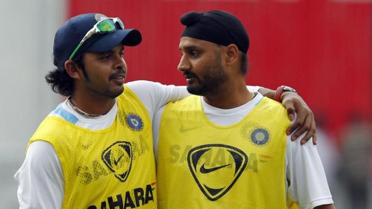 Harbhajan Singh sends a special message for Sreesanth on the occasion of Onam
