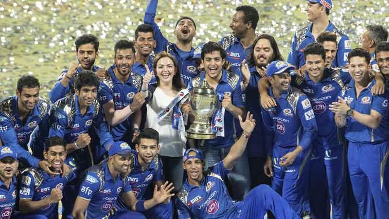 IPL 2018 - Mumbai Indians : Statisticial Preview