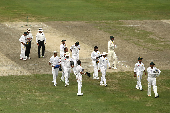 Pakistan failed to finish off the game on Day 5 in Dubai despite largely dominating it | Getty
