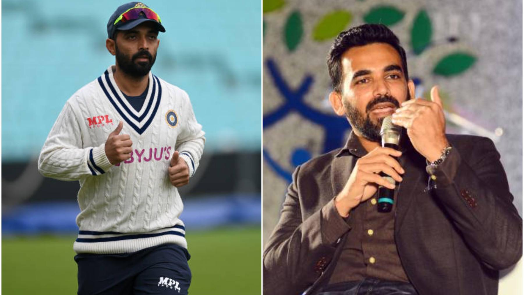 ENG v IND 2021: Ajinkya Rahane can play first-class cricket to regain his form - Zaheer Khan