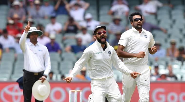 Sunil Gavaskar impressed with Ashwin bowling in Adelaide on Friday | AP