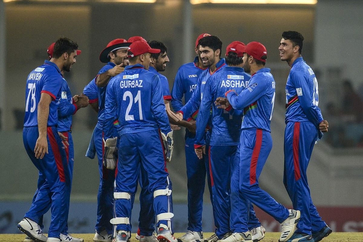 Afghanistan won the T20I series 2-1 | Twitter
