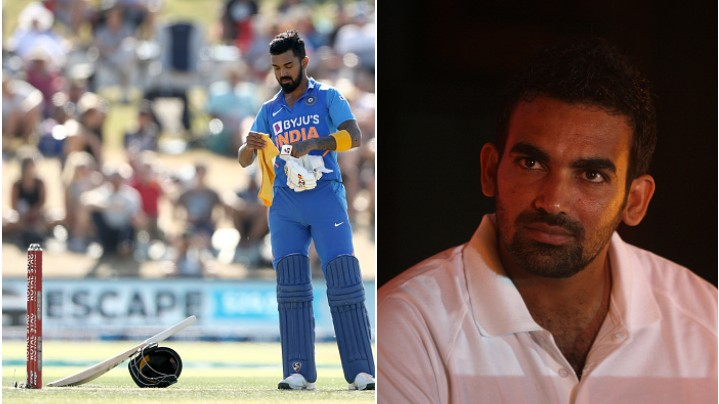 NZ v IND 2020: Zaheer Khan feels not selecting KL Rahul for the Test series is India's loss