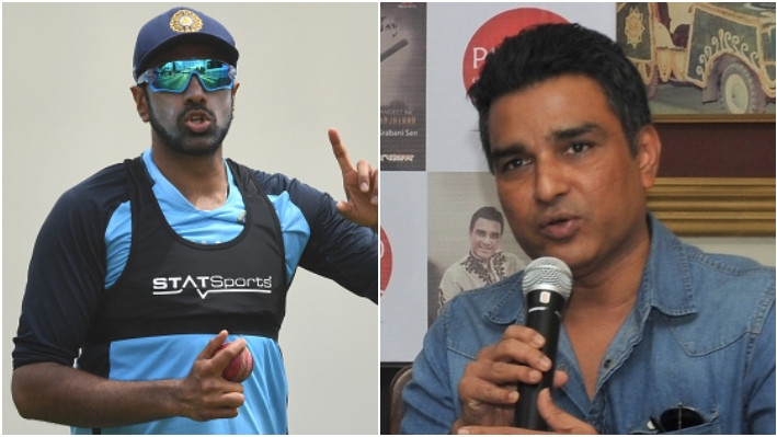 Sanjay Manjrekar responds to R Ashwin's meme on his