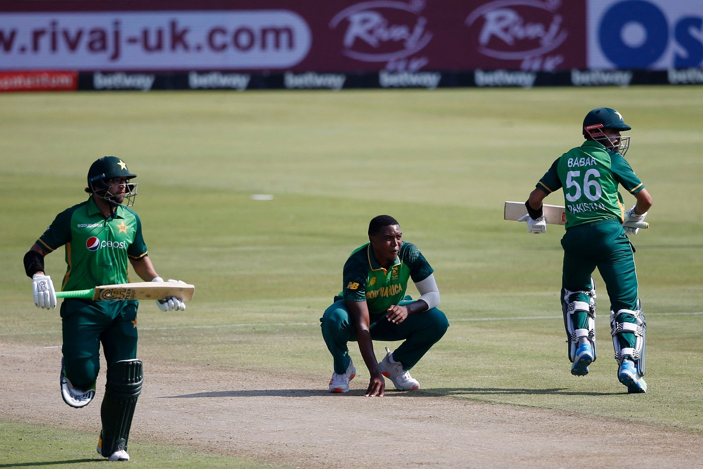 Babar and Imam-ul-Haq added more than 170 runs in the 1st ODI | Getty Images