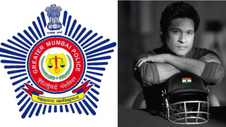 'Who better than Master himself' Mumbai police thanks Sachin Tendulkar for advocating traffic rules