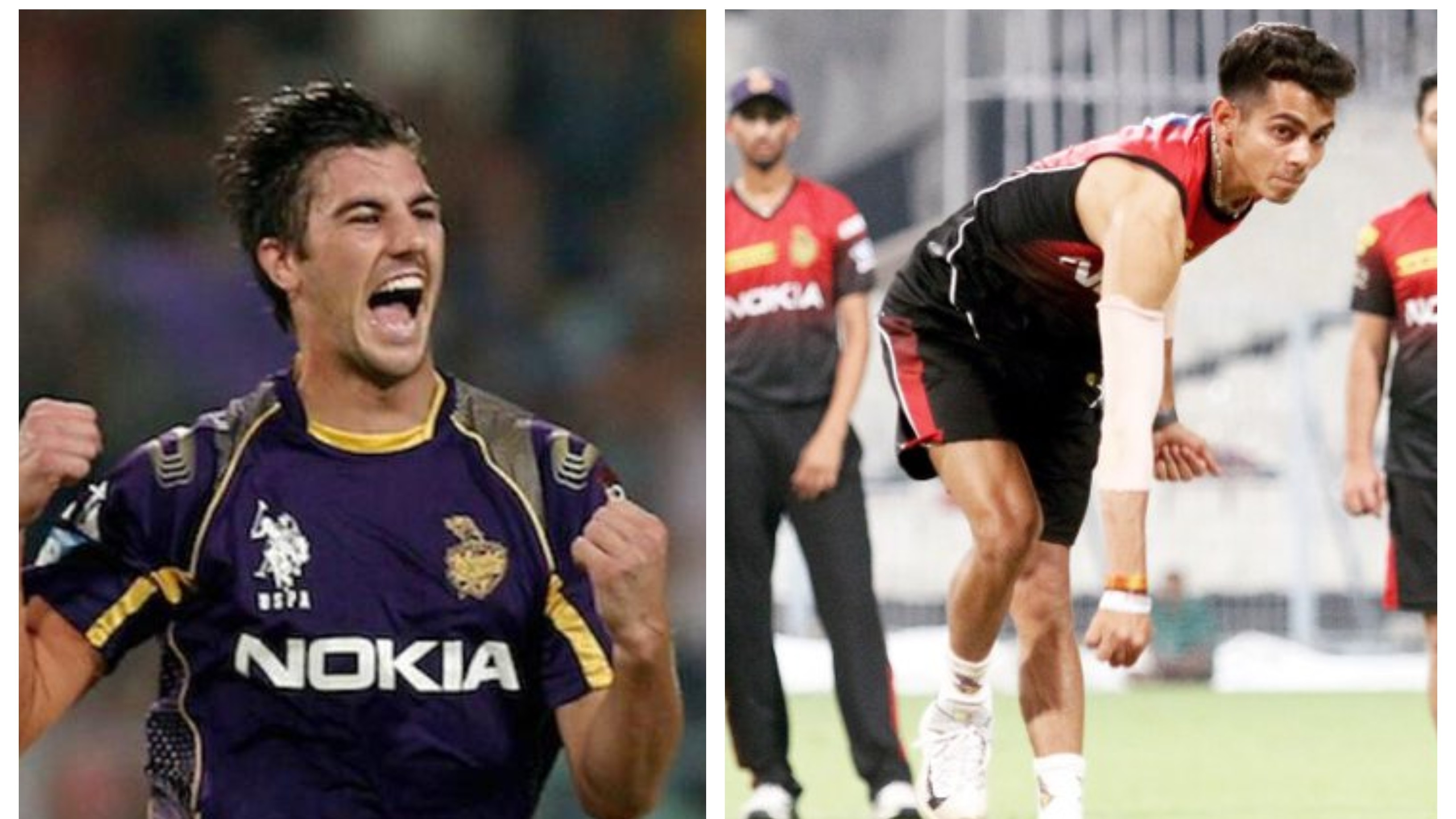 IPL 2020: Pat Cummins offers word of healthy advise for young Kamlesh Nagarkoti