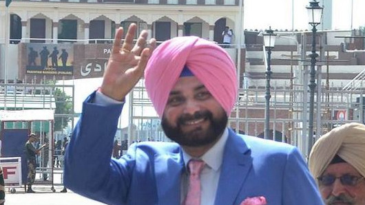 Navjot Singh Sidhu to visit Pakistan for Kartarpur border corridor ceremony, as per reports