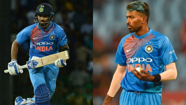 KL Rahul and Hardik Pandya suspanded for Australia and New Zealand series | Getty Images